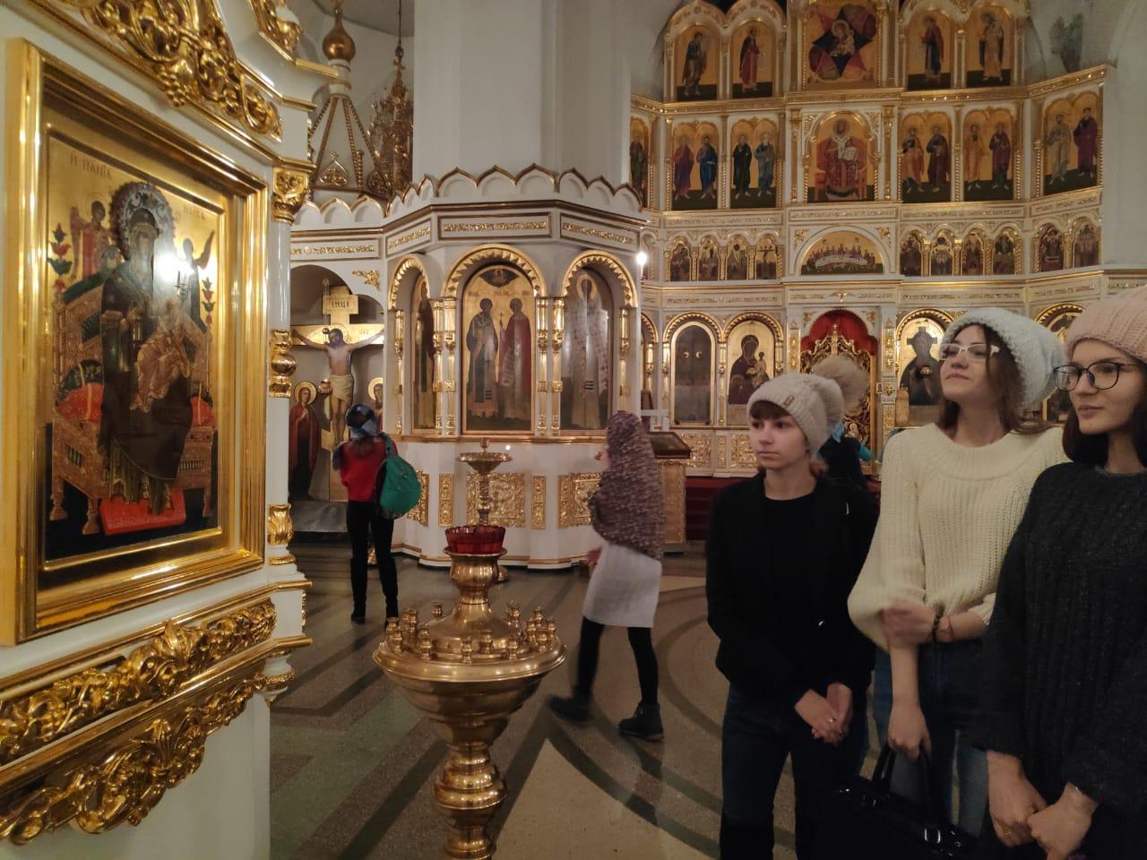 Экскурсия в Кафедральный собор